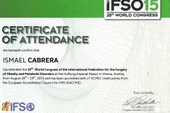 Dr.-Ismael-Cabrera-Garcia-Certificate-of-Attendance-IFS015-World-Congress
