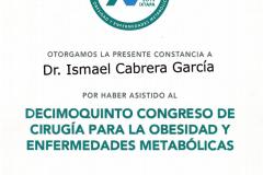 Dr.-Ismael-Cabrera-Garcia-Decimoquinto-Congress-De-Cirugia