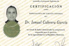 Dr.-Ismael-Cabrera-Garcia-El-Consejo-Mexicano-De-Cirugia-General-A.C.-Certificacion