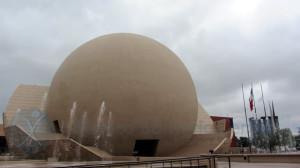 Domo IMAX Centro Cultural Tijuana