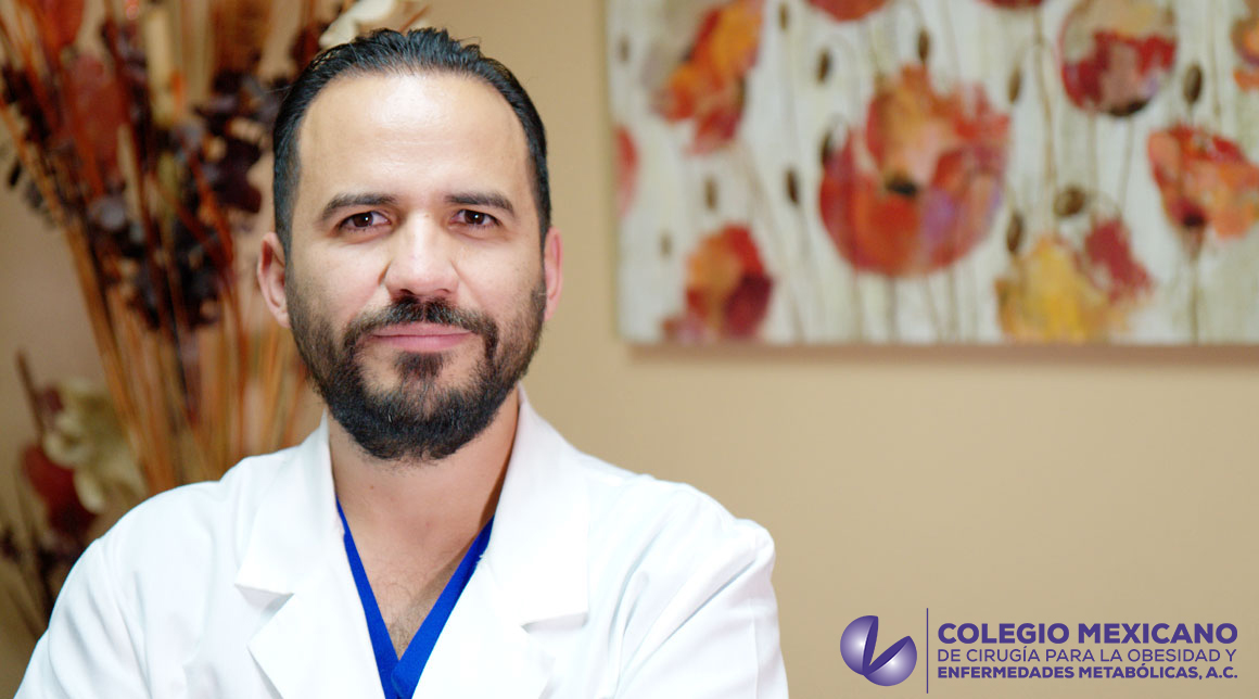 Dr. Ismael Cabrera. Board Certified surgeon with Mexico Bariatric Center